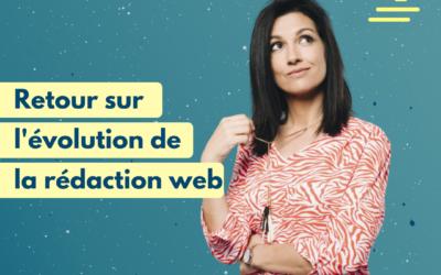 #12 L'évolution de la rédaction web, avec Lucie Rondelet
