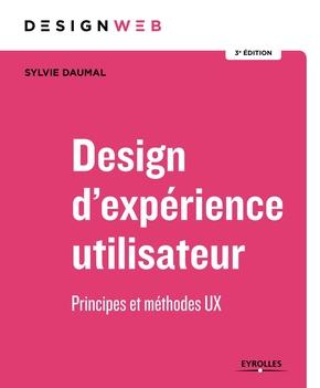 Livre Design d'expérience utilisateur